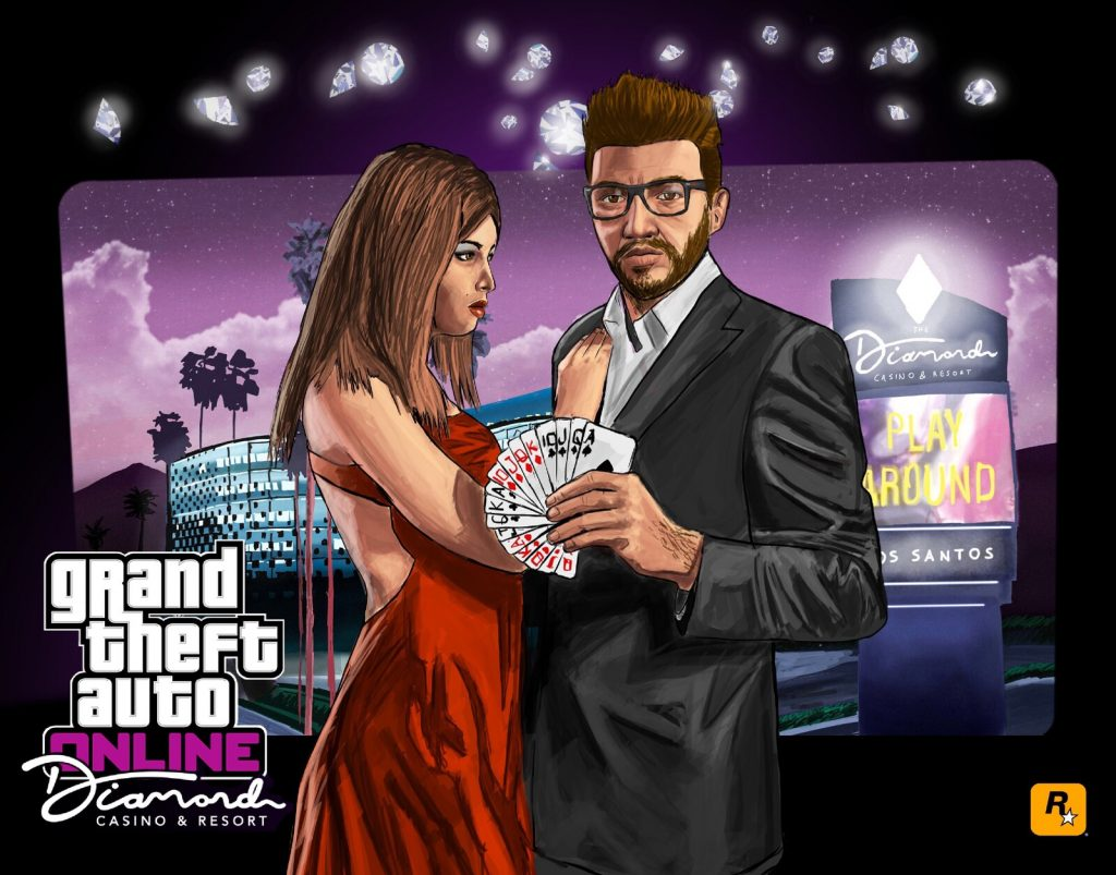 best gambling games PS4 and xbox