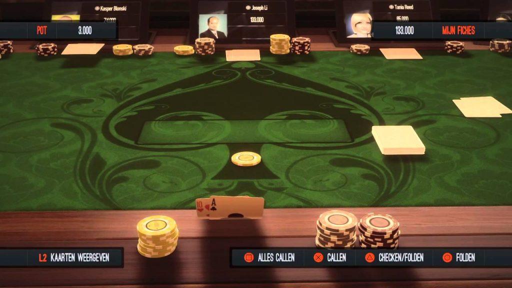 pure holdem poker