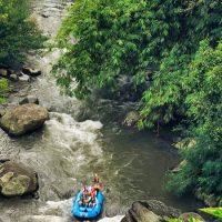 Rafting Bali Ayung River dan Kriteria Riak Sungai untuk Kegiatan Tersebut