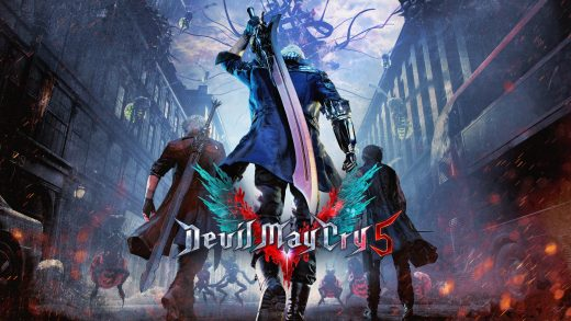 Devil May Cry V PS4 Review